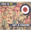 This is Oi! not a fashion - V.A. - CD-DigiPack