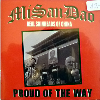 Misandao - Proud Of The Way - CD