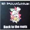 Die Bockwurschtbude - Back to the roots - LP