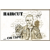 Postkarte - OTNR 031 - Haircut - On Tape...